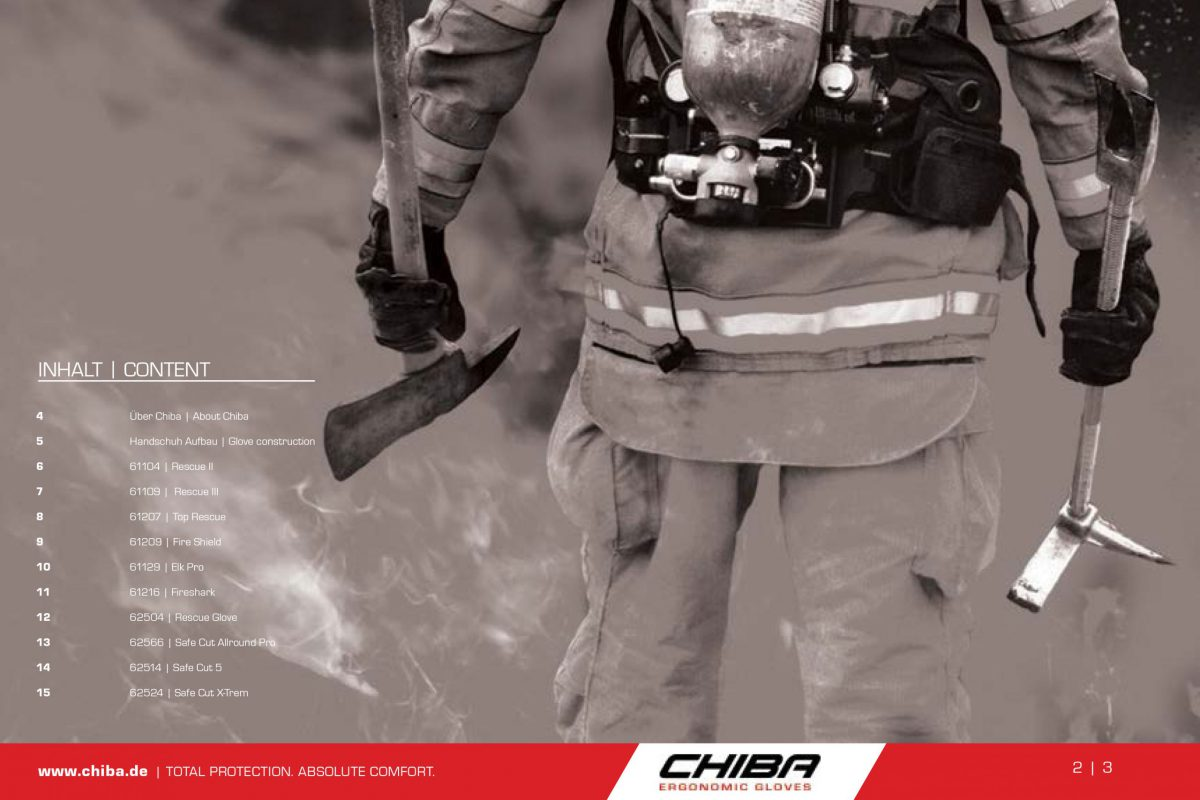 CHIBA Safety Gloves 2020 LR-3 copy