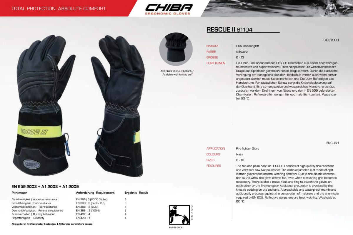 CHIBA Safety Gloves 2020 LR-6 copy
